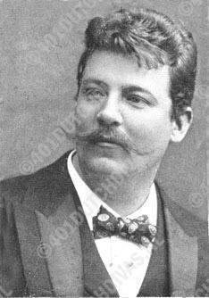 Anton sistermans, bariton