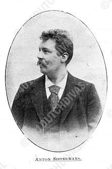 Anton Sistermans (1865-1926)