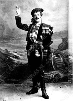 Henri Albers, bariton (foto A. Greiner)