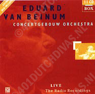 Eduard van Beinum, live