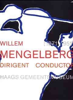 Willem Mengelberg, boek