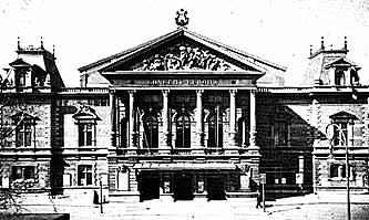 Het Concertgebouw te Amsterdam