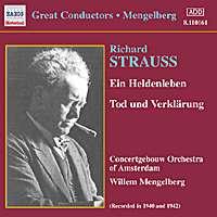 Mengelberg, Strauss