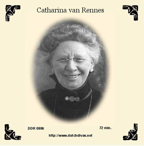 Catharina van Rennes, verzamel CD