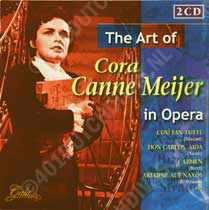 Cora Canne Meijer in Opera