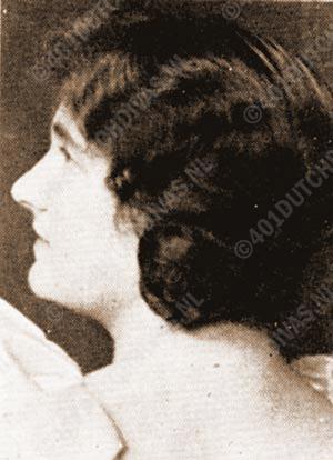 Ankie van Wickevoort Crommelin, sopraan