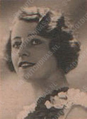 Hélène Cals, 1903 - 1937