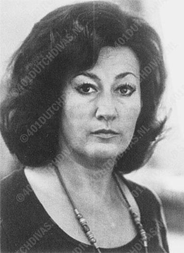 Nelly Morpurgo, sopraan