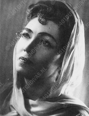Ruth Horna, sopraan(Foto Lend)